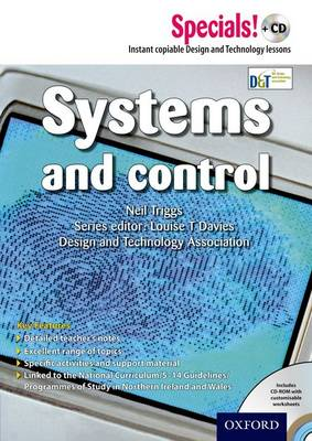 Secondary Specials! +CD: D&T - Systems and Control by Neil Triggs
