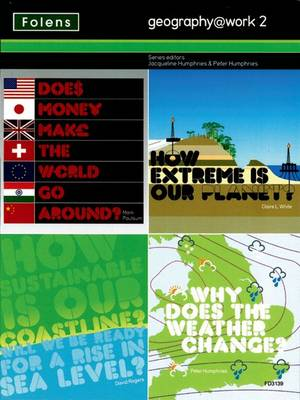 Geography@work2: Teacher CD-ROM (Combined Option) by Mark Poulsum, Claire L. White, Peter Humphries, Simon Howe