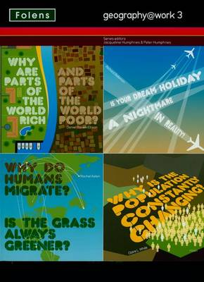 Geography@work3: Student Book (Combined Option) by Daniel Raven-Ellison, Dawn Price, Richard Bateman, Rachel Aston