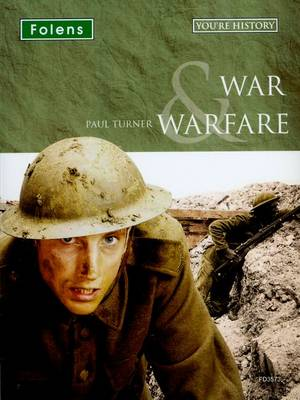 You're History: War & Warfare CD-ROM by Paul Turner