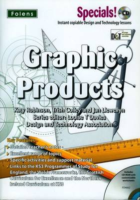 Secondary Specials! +CD: D&T - Graphic Products by Louise T. Davies, Katy Robinson, Trish Colley, Jan Llewellyn