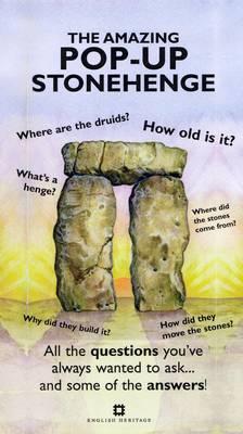 The Amazing Pop-up Stonehenge by Julian Richards