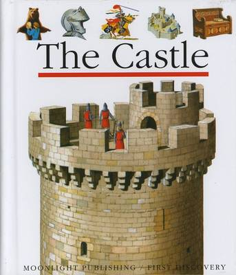 The Castle by Pascale de Bourgoing, Jeunesse Gallimard
