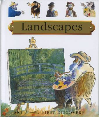Landscapes by Claude Delafosse, Tony Ross, Jeunesse Gallimard
