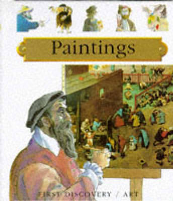 Paintings by Claude Delafosse, T. Ross, Jeunesse Gallimard