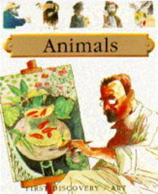 Animals by Claude Delafosse, Tony Ross, Jeunesse Gallimard
