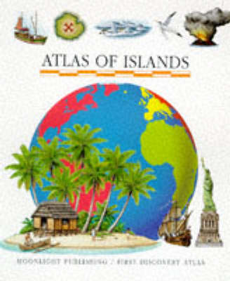 The Atlas of Islands by Donald Grant