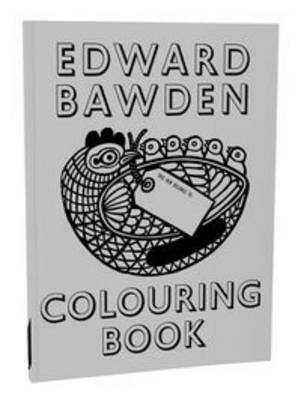 Edward Bawden Colouring Book by Edward Bawden