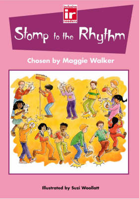 Stomp to the Rhythm Big Book by Maggie Walker, Val Davis, Ann Berger
