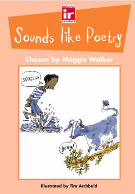 Sounds Like Poetry Big Book by Maggie Walker, Val Davis, Ann Berger