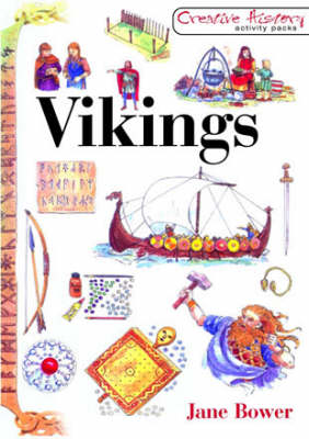 Vikings by Jane Bower