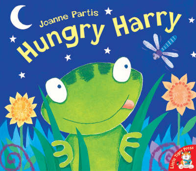 Hungry Harry by Joanne Partis