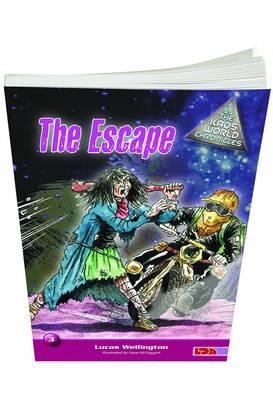 The Escape (Easier Level) by Lucas Wellington