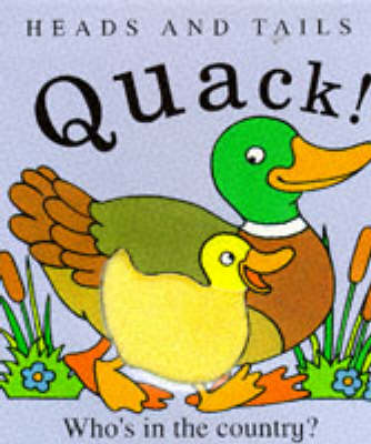 Quack! - Who's in the Country? by Richard Powell