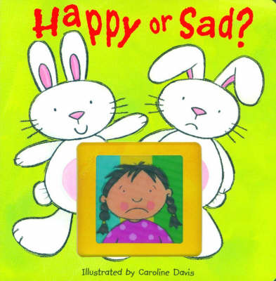 Making Faces Happy or Sad? by Caroline Davis