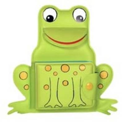 Bathtime Frog by Gerald Hawksley
