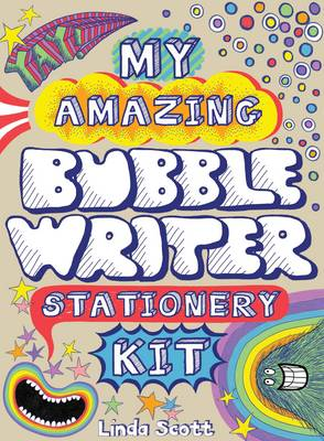 My Amazing Bubble Writer Stationery Kit by Linda Scott