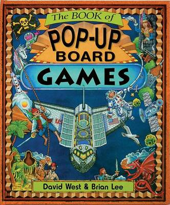 Book of Pop-up Board Games by David West