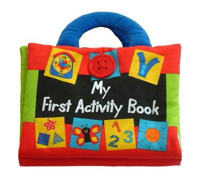 My First Activity Book by Tango Books