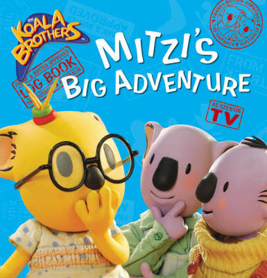 Mitzi's Big Adventure by
