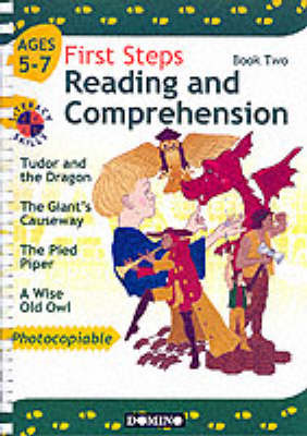 Reading and Comprehension 5-7 Year Olds by E.J. Perkins