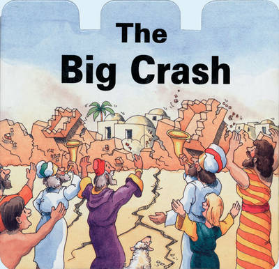 Big Crash by Hazel Scrimshire