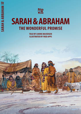 The Wonderful Promise The Story of Sarah and Abraham by Carine Mackenzie