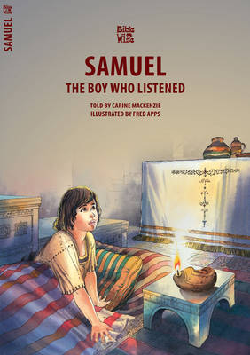 The Boy Who Listened by Carine Mackenzie
