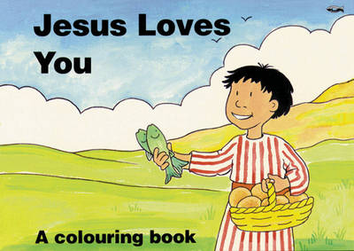 Jesus Loves You Colouring Book by Evangelical Press, Hazel Scrimshire