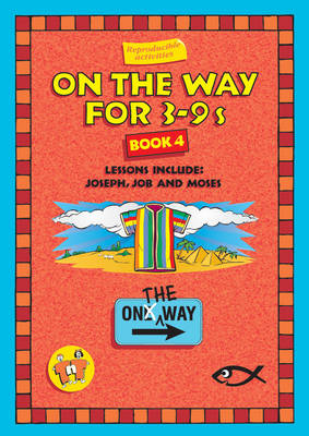 On the Way Book 4 (for 3-9s) by Trevor Blundell, Thalia Blundell