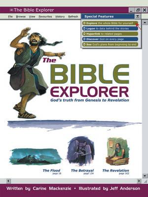 The Bible Explorer by Carine Mackenzie