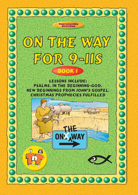 On the Way 9-11's - Book 1 by Trevor Blundell