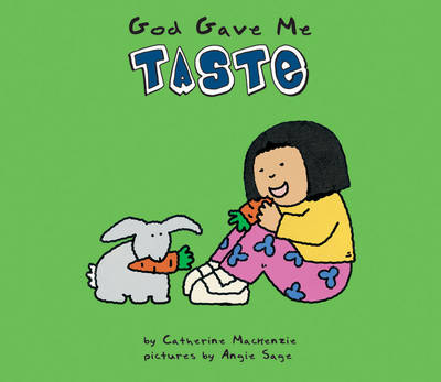 God Gave Me Taste by Carine Mackenzie