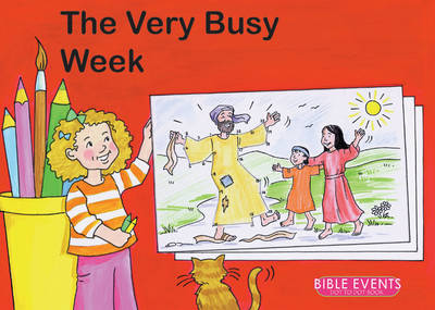 The Busy Week by Carine MacKenzie