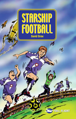 Starship Football by David Orme