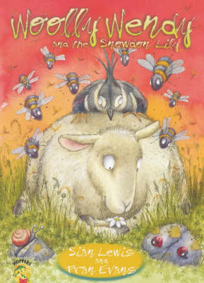 Woolly Wendy and the Snowdon Lilly by Sian Lewis