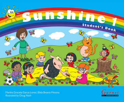 Sunshine Level 1 by Marta Graciela Garcia Lorea, Elida Beatriz Messina