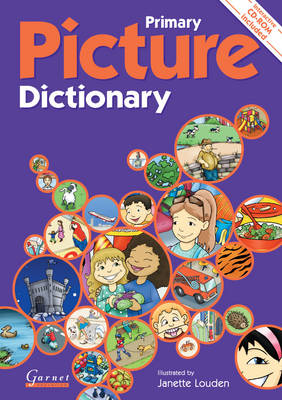 The Primary Picture Dictionary by Janette Louden