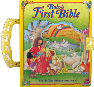 Baby's First Bible by Sally Lloyd-Jones, Victoria Tebbs