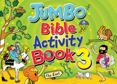 Jumbo Bible Activity Book 3 by Tim Dowley