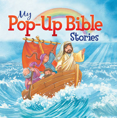 My Pop-Up Bible Stories by Juliet David