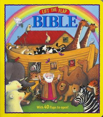 Lift the Flap Bible by Sally Lloyd-Jones