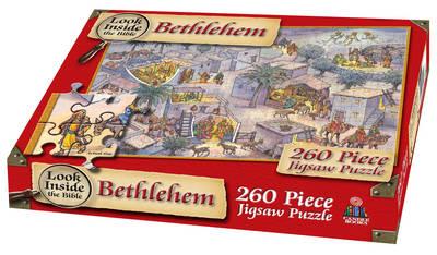 Look Inside the Bible - Bethlehem Jigsaw by Tim Dowley