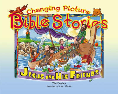 Jesus and Friends by Tim Dowley
