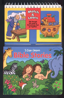 Match and Learn Bible Stories by Allia Zobel Nolan
