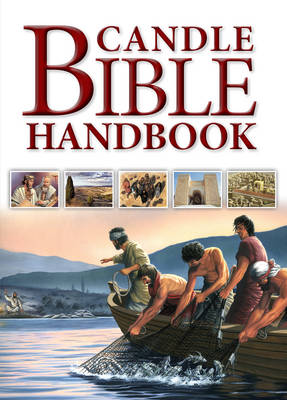 Candle Bible Handbook by Terry Jean Day, Carol J. Smith