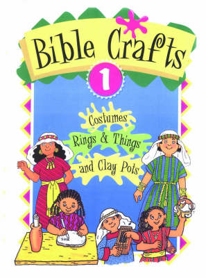 Bible Crafts for Kids by