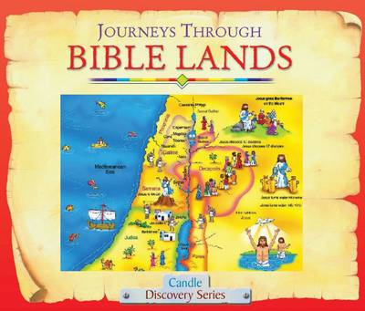 Journeys Through Bible Lands by Tim Dowley