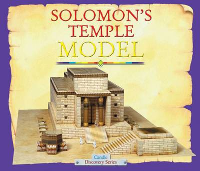 Solomon's Temple Model by Tim Dowley, Peter Pohle
