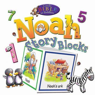 Noah Story Blocks by Juliet David